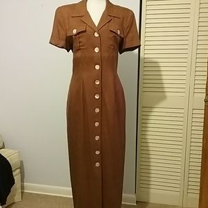 Vintage dress by Cynthia Howie